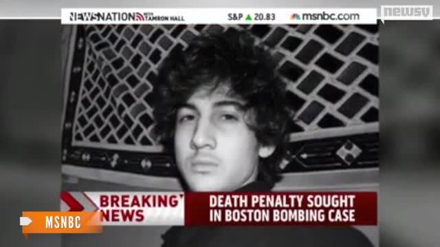 News video: Feds Will Seek Death Penalty Against Boston Bombing Suspect