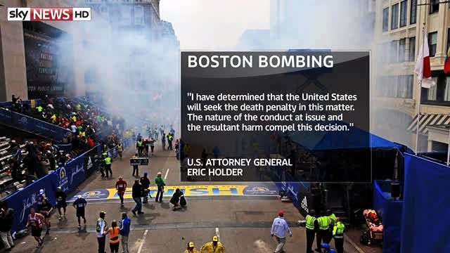 News video: Execution Sought For Boston Bomber